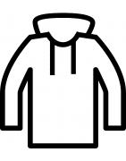Bluzy męskie rozpinane i wkładane przez głowę